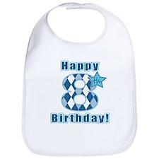 Happy 8th Birthday! Bib