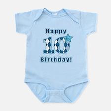 Happy 10th Birthday! Body Suit