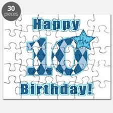 Happy 10th Birthday! Puzzle