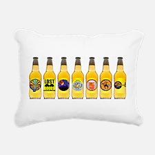 PH3 beer banner Rectangular Canvas Pillow