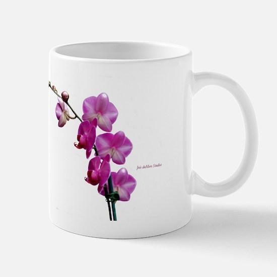 Orchid Spray White copy Mug