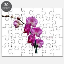 Orchid Spray White copy Puzzle