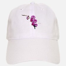 Orchid Spray White copy Baseball Baseball Baseball Cap