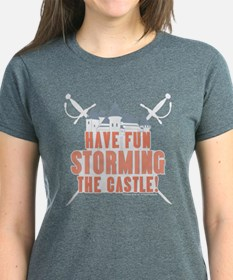 Princess Bride Storming the Castle Women's T-Shirt