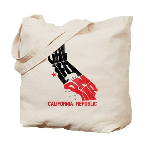 Golden State Tote Bag