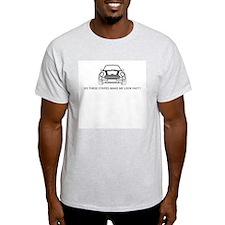 stripes white T-Shirt