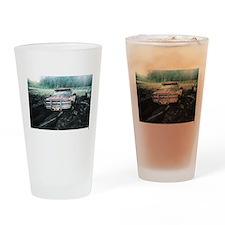 Camo Duck dynasty sports Drinking Glass