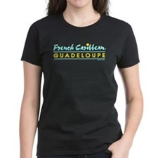 Guadeloupe Women's T-Shirt / 4 Colors!