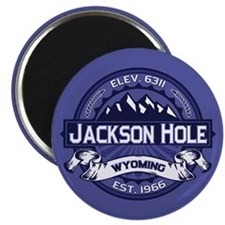 Jackson Hole Midnight Magnet