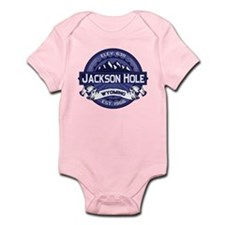 Jackson Hole Midnight Infant Bodysuit