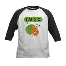 6th Birthday Hermit Crab Tee
