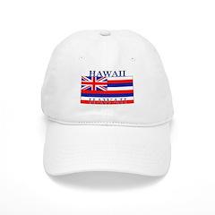 Hawaii Hawaiian State Flag Baseball Cap