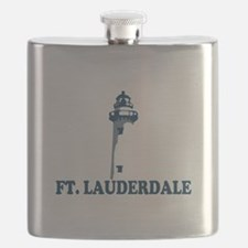 Amelia Island - Lighthouse Design. Flask