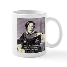 Anne Bronte Small Mug