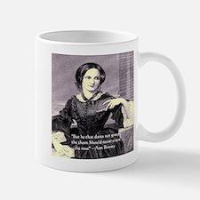 Anne Bronte Small Small Mug