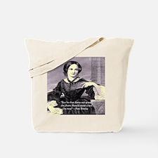 Anne Bronte Tote Bag