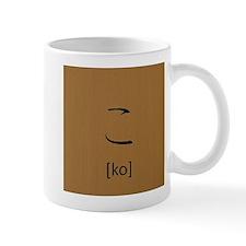 hiragana-ko Mug