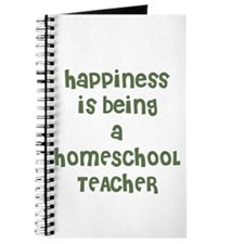 Happiness is being a HOMESCHO Journal