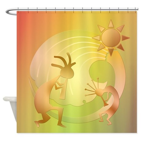 Planting Seeds Shower Curtain