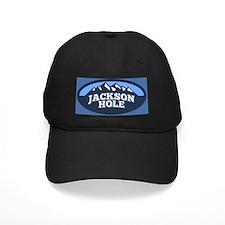 Jackson Hole Blue Baseball Cap