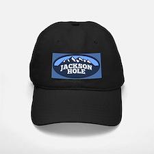 Jackson Hole Blue Baseball Hat
