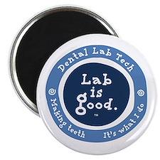 Lab is good #3 Magnet