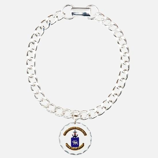 COA - 68th Armor Regiment Bracelet