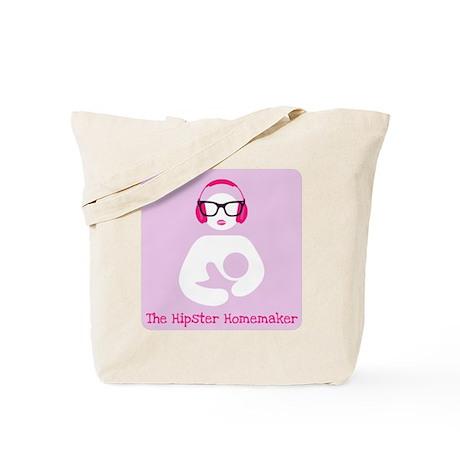 Hipster Homemaker Tote Bag
