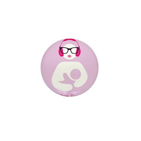 Hipster Homemaker Button
