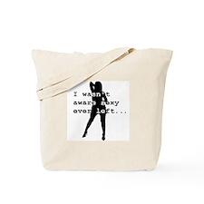 Sexyback Tote Bag