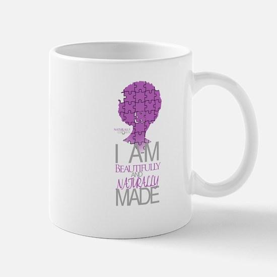 Beautifully and Naturally Made Mug