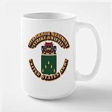 COA - 70th Armor Regiment Mug