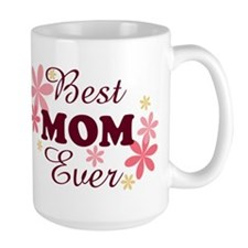 Best Mom Ever fl 1.2 Mug