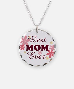 Best Mom Ever fl 1.2 Necklace