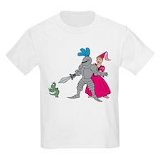 Brave Knight Kids T-Shirt