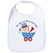 1st Memorial Day Bib