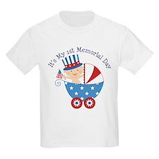 1st Memorial Day T-Shirt