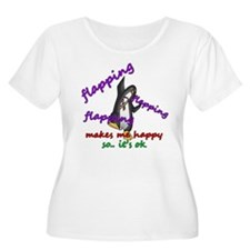 Autism Flapping T-Shirt