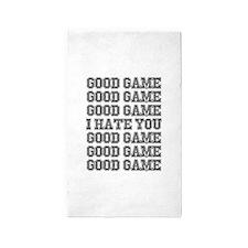 Good Game 3'x5' Area Rug