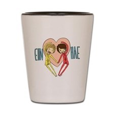 Eunhae is REAL!! Shot Glass
