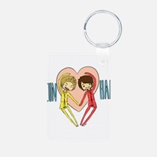 Eunhae is REAL!! Keychains