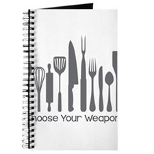 Choose Your Weapon Journal