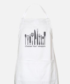 Choose Your Weapon Apron