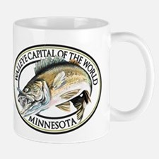Walleye Capital of the World Mug