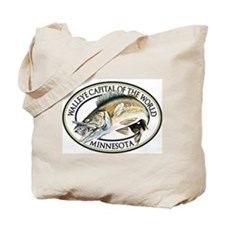 Walleye Capital of the World Tote Bag