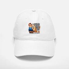 If Rosie Can Do It Kidney Cancer Baseball Baseball Cap
