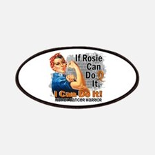 If Rosie Can Do It Kidney Cancer Patches