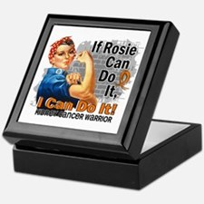 If Rosie Can Do It Kidney Cancer Keepsake Box