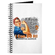If Rosie Can Do It Leukemia Journal