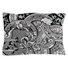 Victorian Damask #1 Pillow Case